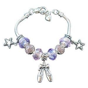 Girls Dance European Style Bracelet